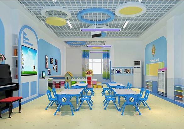 企鵝公裝網告訴您幼兒園裝修技巧都有哪些