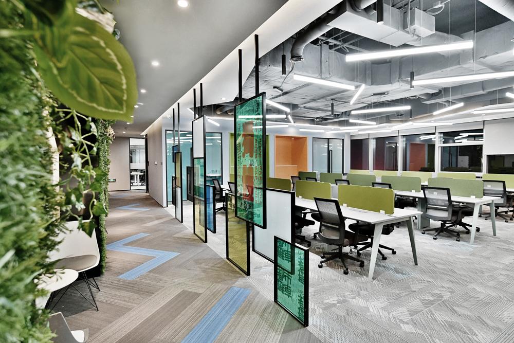 小型辦公室裝修